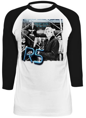 R5 Album Cover Raglan Tシャツ